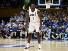 No. 4 Duke shakes off Army and pulls away for 94-72 win