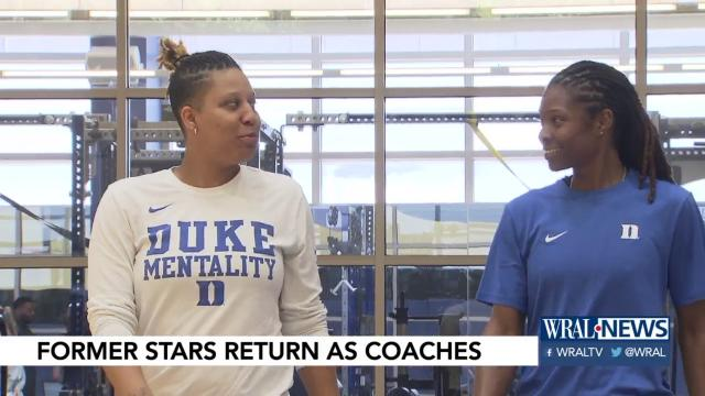 Former Duke stars return as assistant coaches :: WRALSportsFan com