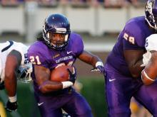 East Carolina used a 17-point fourth quarter to get some comfort in a 52-38 win over Old Dominion in their 2013 opener Saturday.