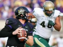 After leading ECU to a 9-3 regular-season record and situating himself among the nation's leaders in numerous statistical categories, quarterback Shane Carden was tabbed as the first ever Capitol Broadcasting football Player of the Year.