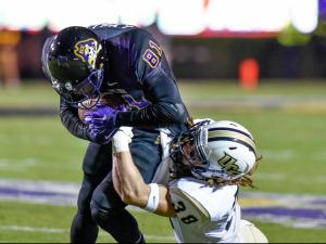 UCF stuns ECU on final play to steal 32-30 win