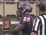 Chris Hairston TD vs Towson