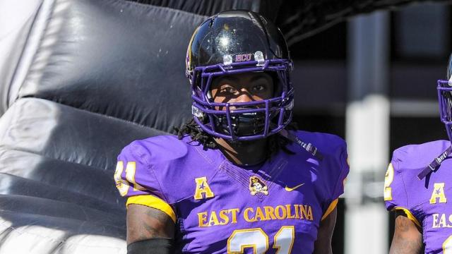 Former East Carolina football player shot, killed in Raleigh