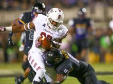 No. 22 Owls beat Pirates 24-14