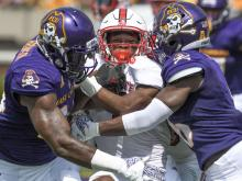 ECU outlasts NC State, 33-30