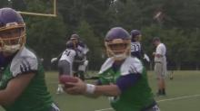 IMAGE: Don't expect ECU's Sirk to quit now