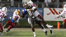 IMAGES: Slideshow: NC Central falls to SC State, 44-3