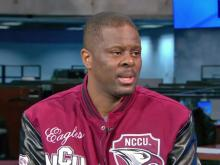 Moton: NCAA bid a way to honor late NCCU chancellor