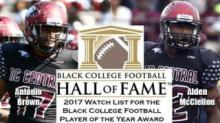 IMAGE: Two NCCU Eagles on Black College Football Player of the Year Award Watch List