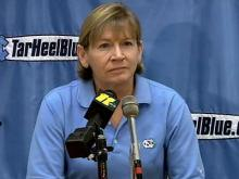 Reaction to the loss of Kay Yow: Sylvia Hatchell