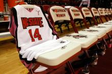 N.C. State women's team would fall 62-51 to Boston College in their first game since losing head coach Kay Yow to breast cancer.