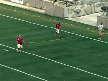 State's field nearly ready for Saturday game against Duke