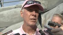 O'Brien praises defense in spring game