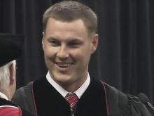 Former North Carolina State University quarterback Philip Rivers