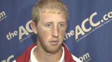 Glennon: We're just going to move forward