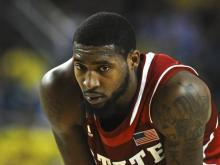 Images from NC State's 79-72 loss to third-ranked Michigan on Tuesday, Nov. 27, 2012.