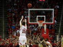 No. 20 NC State earned their first home ACC win over Georgia Tech, 83-70 Wednesday at PNC Arena.