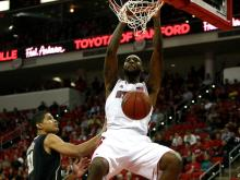 NC State took a 81-66 win over Wake Forest Wednesday, March 6, 2013 at PNC Arena in their last home match-up of the season.