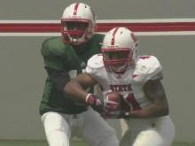 Offense slow to show at spring game
