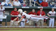 IMAGES: Wolfpack lose to UCLA in CWS
