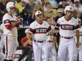 CWS NC State UCLA Baseball