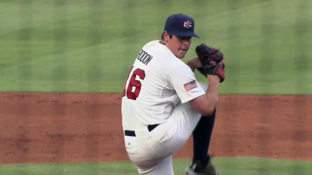 Another summer down, another season of supremacy for NC State pitcher Carlos Rodon in a Team USA jersey. Now the debate begins over the lefty's fall workload.