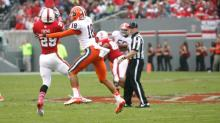 IMAGES: NC State falls to Syracuse, 24-10