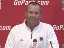 Doeren: I heard about this game the day I was hired