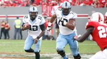 IMAGE: Blog: Williams, Tar Heels rout Virginia, 45-14