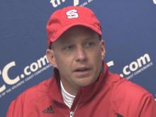 Doeren: We're fighting and scratching