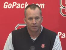 Doeren: I understand what we're going into