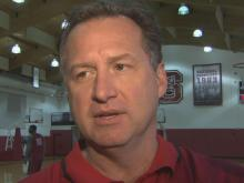 Gottfried: We've won some good games and we've given some away