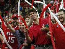 NC State routed by Virginia, 76-45