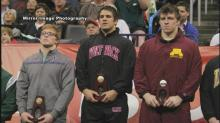 IMAGE: NC State wrestler winning titles with more in mind