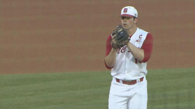 Carlos Rodon recorded 15 punchouts in a complete game, but NC State baseball fell 1-0 to visiting Georgia Tech on Friday night at Doak Field at Dail Park.