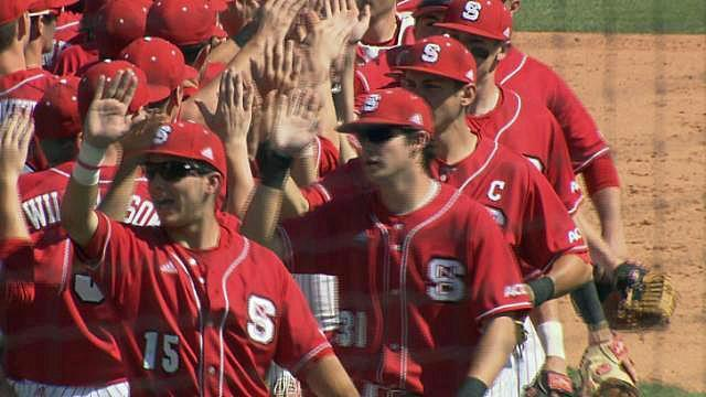NC State baseball evened the series on Chance Shepard's solo home run in the seventh inning of its 1-0 win over Georgia Tech on Saturday at Doak Field at Dail Park.