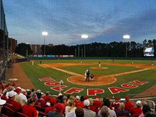 NC State Baseball Doak Field