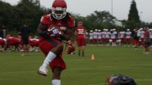 IMAGES: Images: NC State opens camp