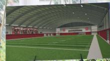 NC State dedicates new Close-King Indoor Practice Facility