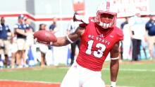 IMAGES: Images: NC State defeats Georgia Southern, 24-23