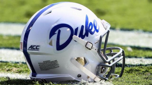 Image result for duke army football script helmet
