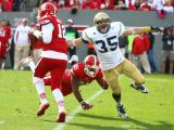 NC State sloppy in 56-23 loss to Georgia Tech
