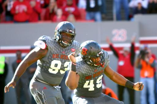 NC State eases past Syracuse, 42-29