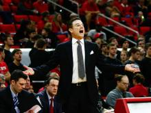 NC State falls 77-72 to Louisville