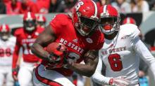 IMAGES: NC State RB Frasier to leave program citing academics, injury
