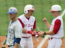 NC State sophomore redefining the Mendoza Line
