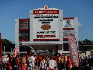 Football: NC State vs Old Dominion Fan Zone (Sept. 17, 2016)