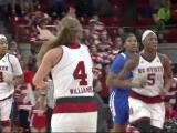 Highlights: No. 23 NC State upsets No. 12 Duke 55-52