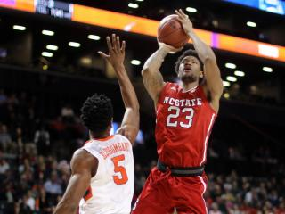 NC State falls 75-61 to Clemson at ACC Tournament