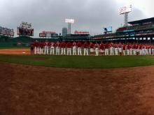 Boston College beats NC State 8-3 in ALS game at Fenway
